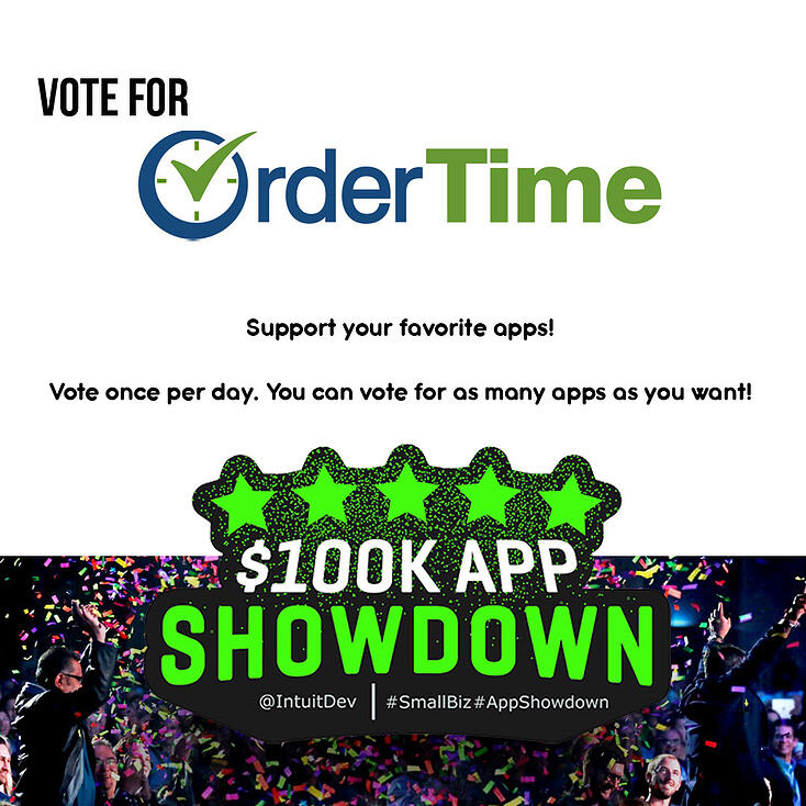 Vote For Us + Become a Partner