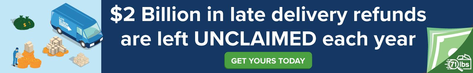 71lbs NumberCruncher Order Time Blog Banner