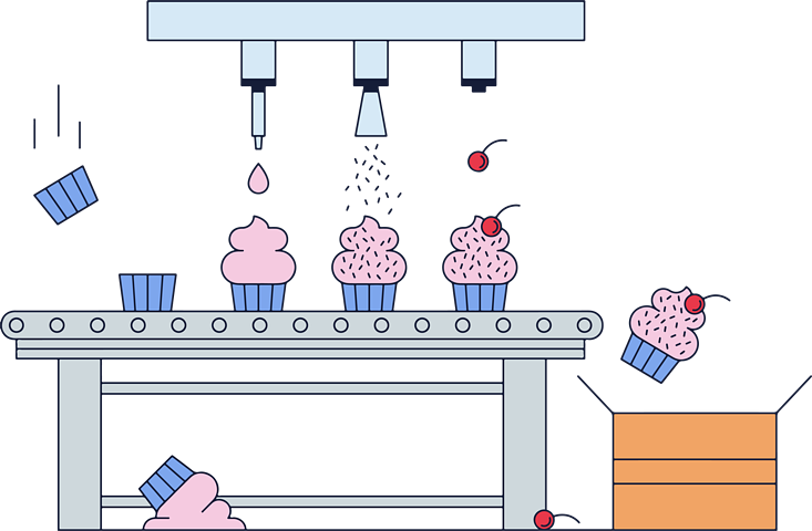 Bill of Materials for Food & Beverage Manufacturers