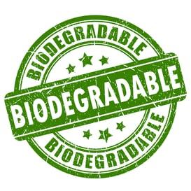 Logo-biodegradable