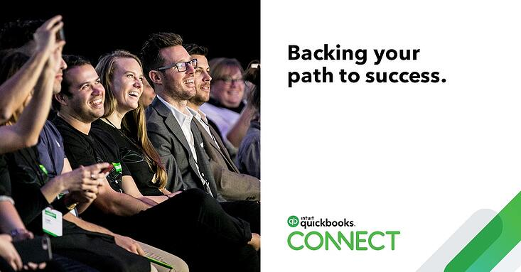 Attend QuickBooks Connect 2018 With Us, 20% OFF