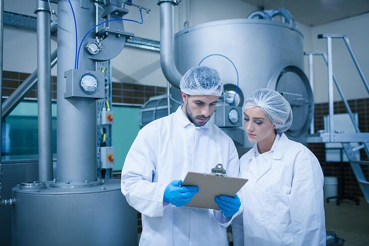 Avoid Total Recall - Traceability for Food & Beverage Manufacturers