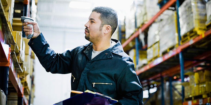 Discover The Benefits: Barcode Inventory System