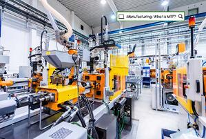 MRP and Manufacturing