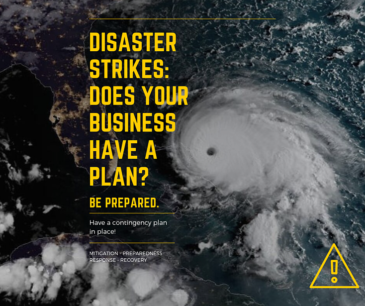 Disaster Strikes: Does Your Business Have a Plan?