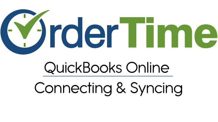 QuickBooks Online - Integration & Syncing