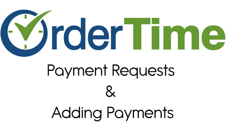 Create Payment Requests & Add Payments