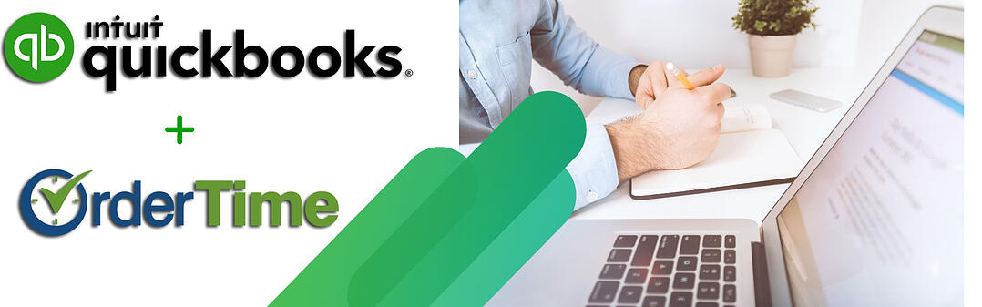 QuickBooks and Order Time
