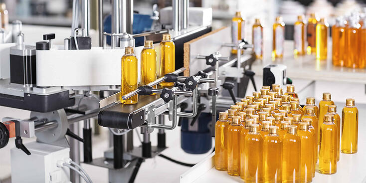 Clean, Manageable Cosmetics Manufacturing