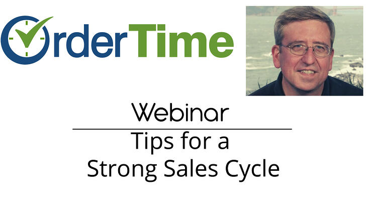 Tips for a Strong Sales Cycle in 2021