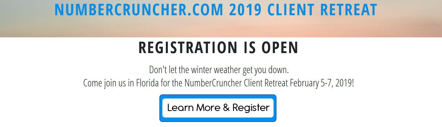 Crunch Retreat Banner
