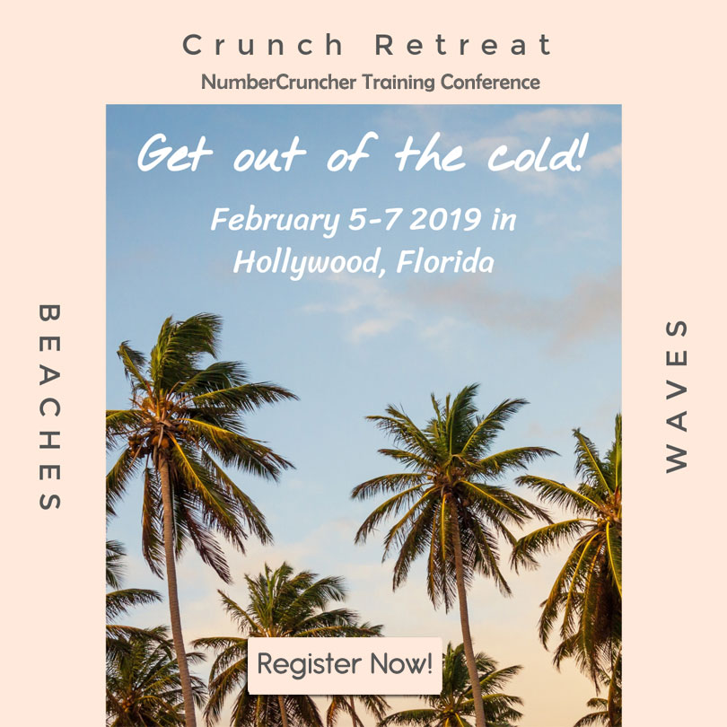 Crunch Retreat Banner