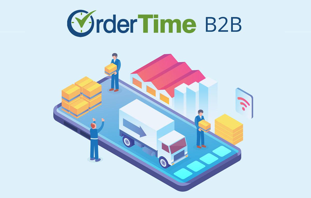 Your Company's Customizable B2B Portal